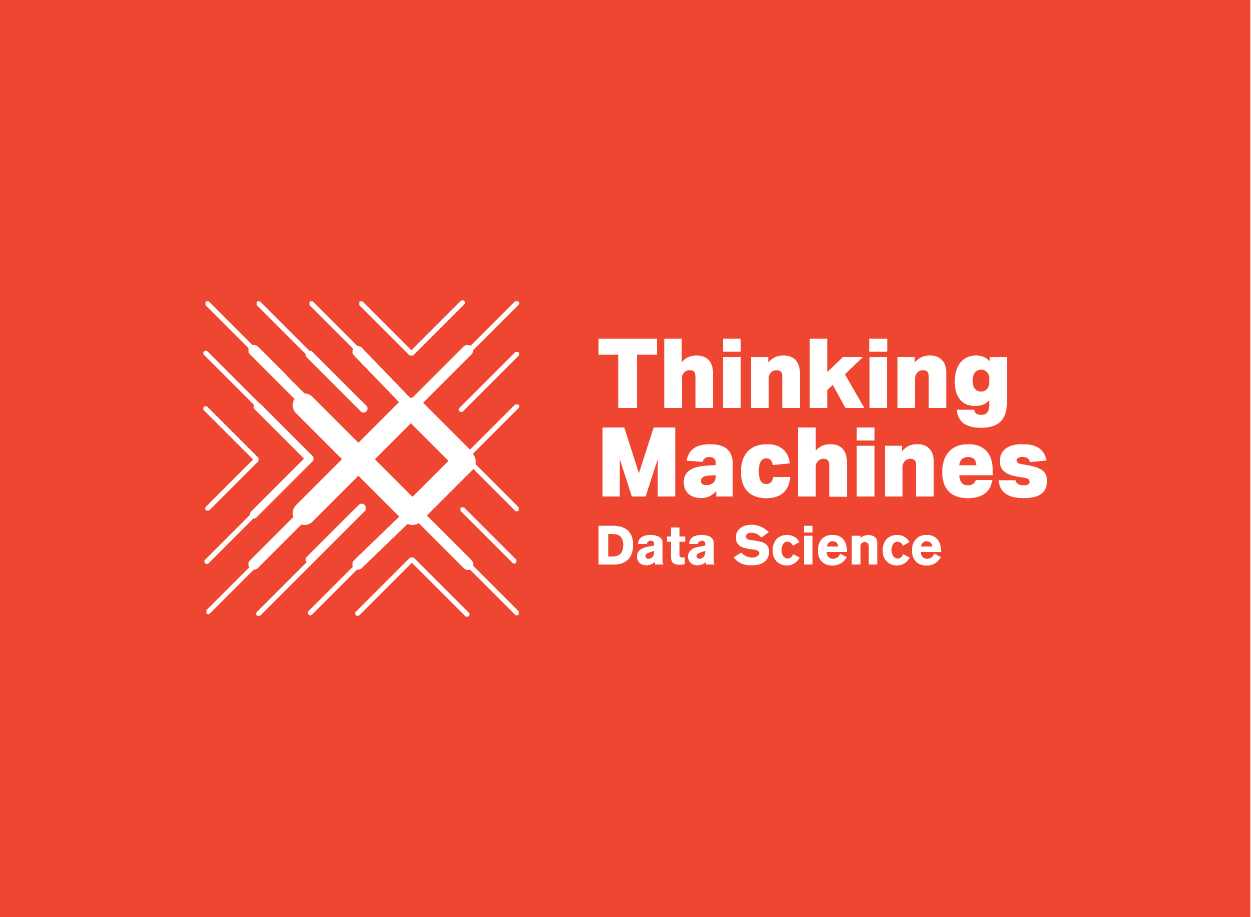 Thinking Machines Logo - with BG