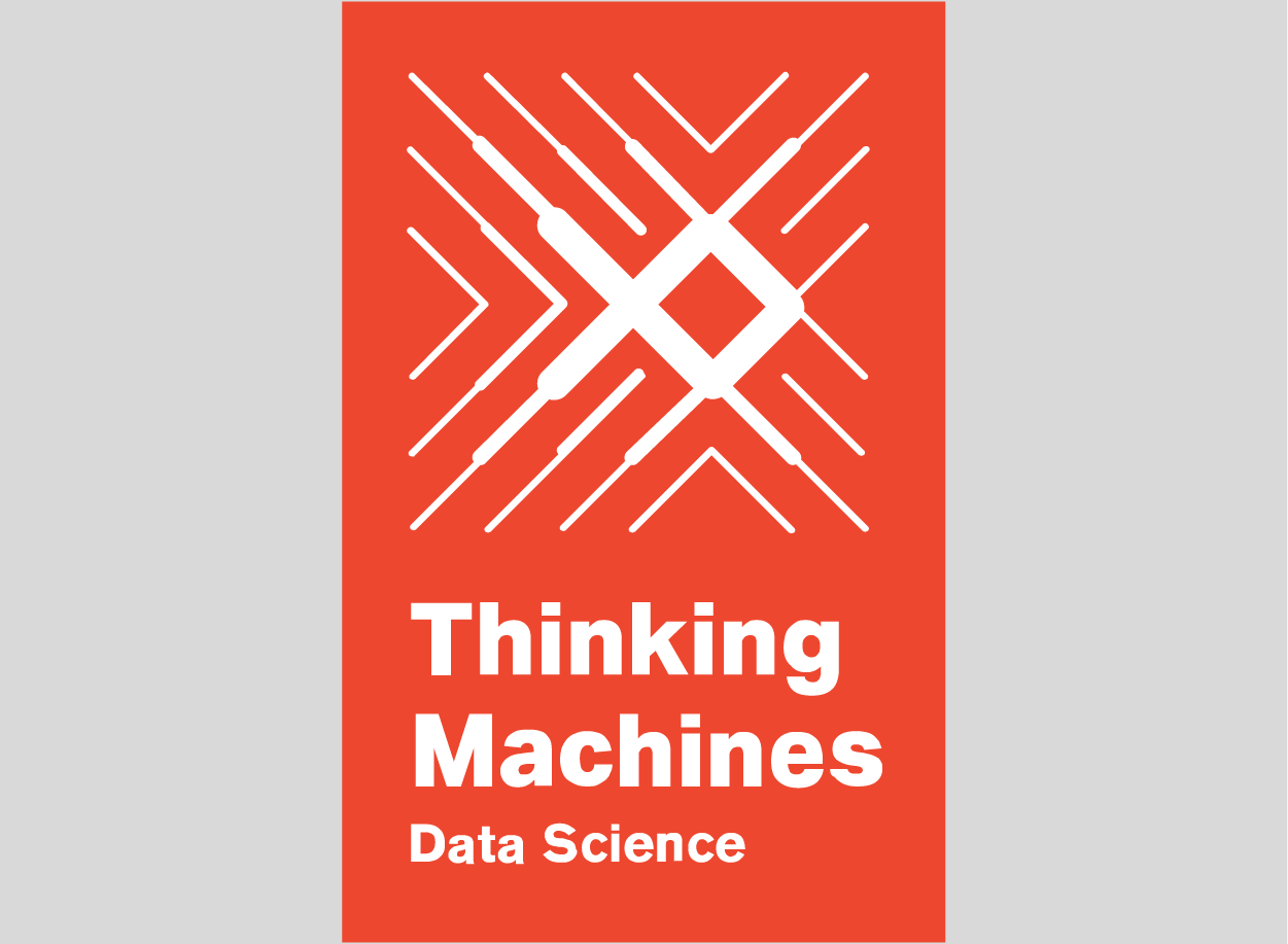 Thinking Machines Logo - Tag